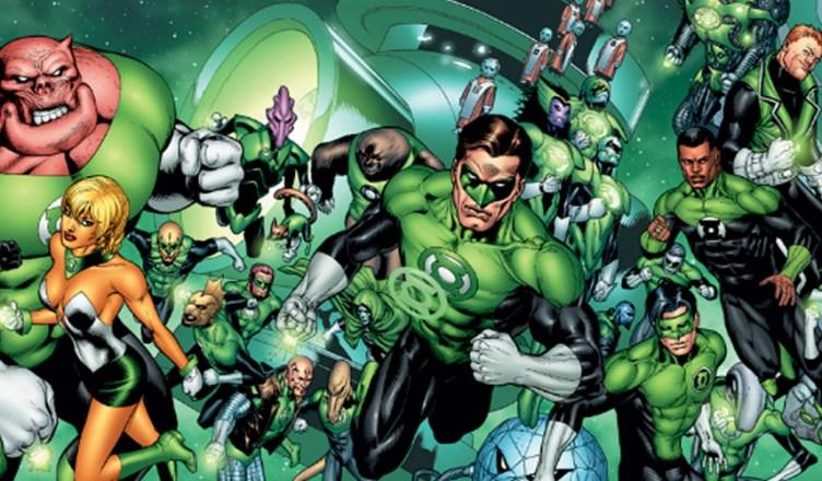 Site confirma membro da Tropa dos Lanternas Verdes no filme da Liga da Justiça!