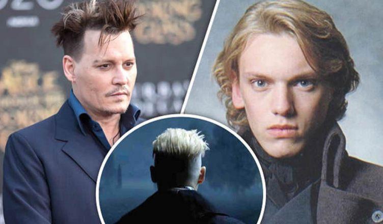 Johnny Depp será o vilão Grindelwald em Animais Fantásticos e Onde Habitam!