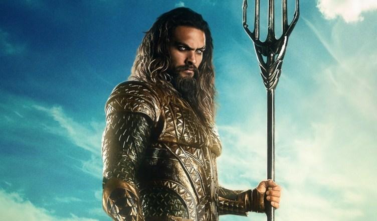 Revelada oficialmente a data de estreia do filme do Aquaman!