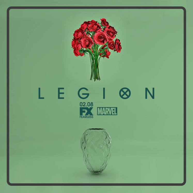 Divulgado um novo pôster de Legion, série dos X-Men