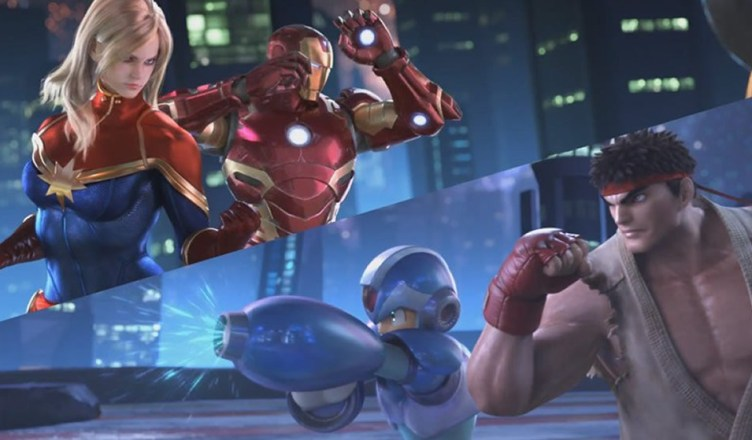Divulgado o teaser do Marvel vs Capcom Infinite