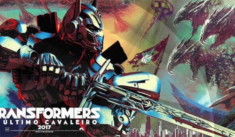 Divulgado o primeiro trailer de Transformers: O Último Cavaleiro!