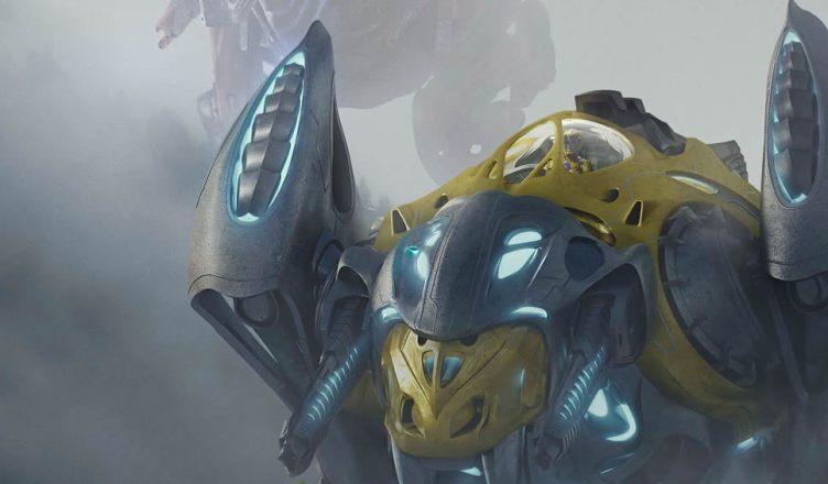 Divulgado um novo pôster dos Power Rangers, onde aparece os Zords!