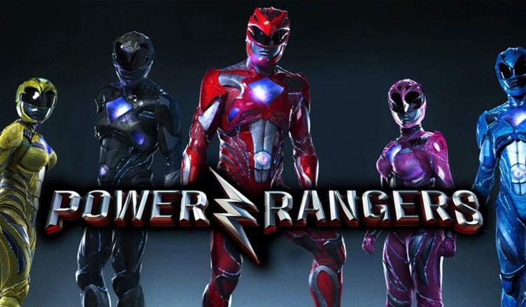 Divulgado o novo trailer dos Power Rangers!