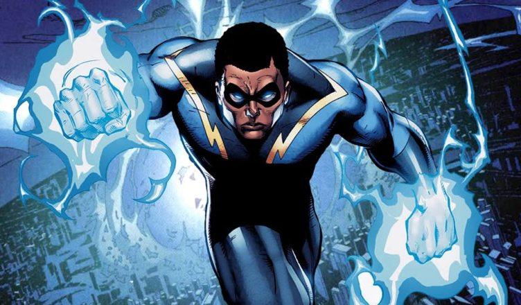 Revelada a sinopse oficial do Raio Negro, a nova série da DC Comics!