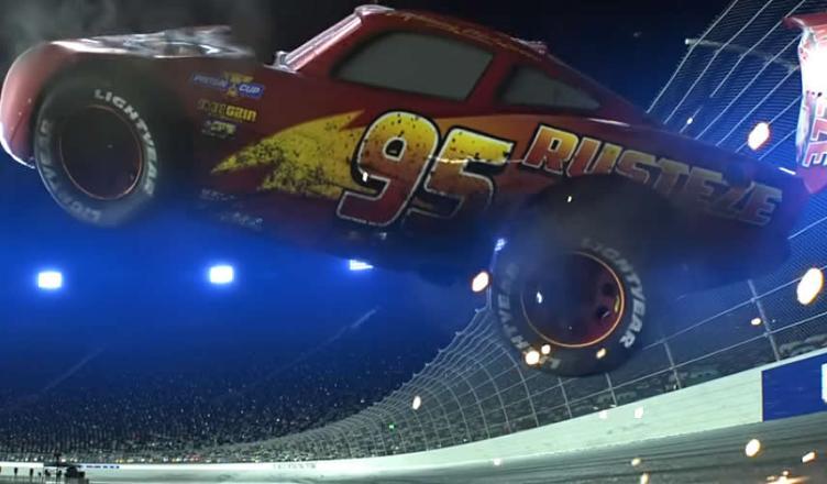Divulgado um novo trailer de Carros 3!