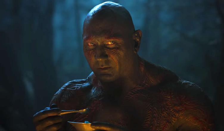 Teaser de Guardiões da Galáxia Vol. 2 mostra Drax e anuncia a chegada de novo trailer!