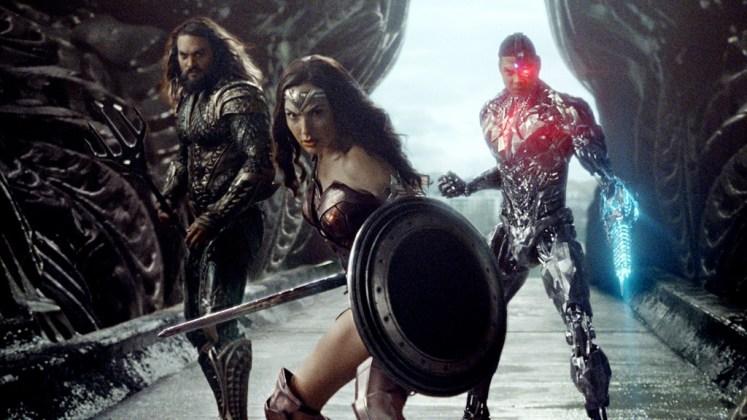 Aquaman, Mulher-Maravilha e Ciborgue aparecem em nova imagem da Liga da Justiça!