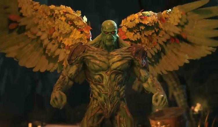 Novo trailer do Injustice 2 apresenta Monstro do Pântano!