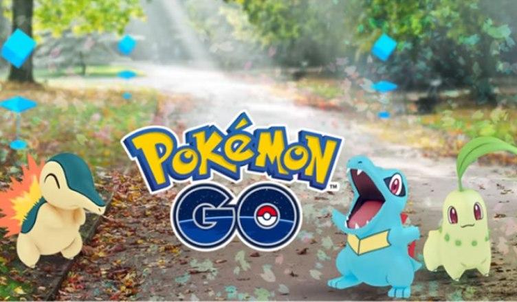 Pokémon GO receberá 80 pokémons da segunda geração esta semana!