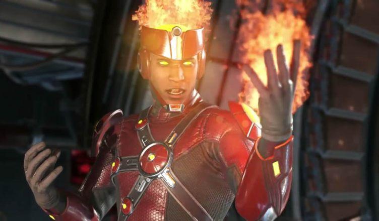 Novo trailer do Injustice 2 apresenta o Nuclear!