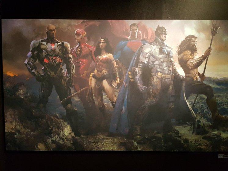 Superman aparece em novas artes conceituais de Liga da Justiça!