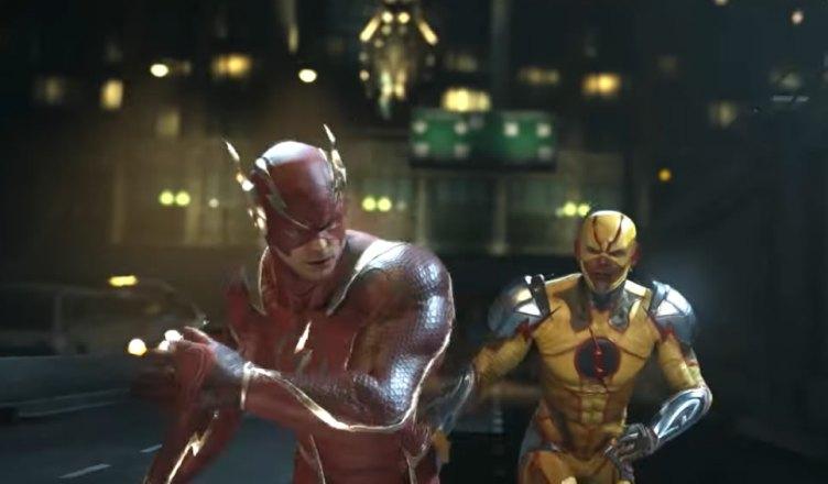 Novo trailer do Injustice 2 apresenta o Arqueiro Verde e Flash Reverso!