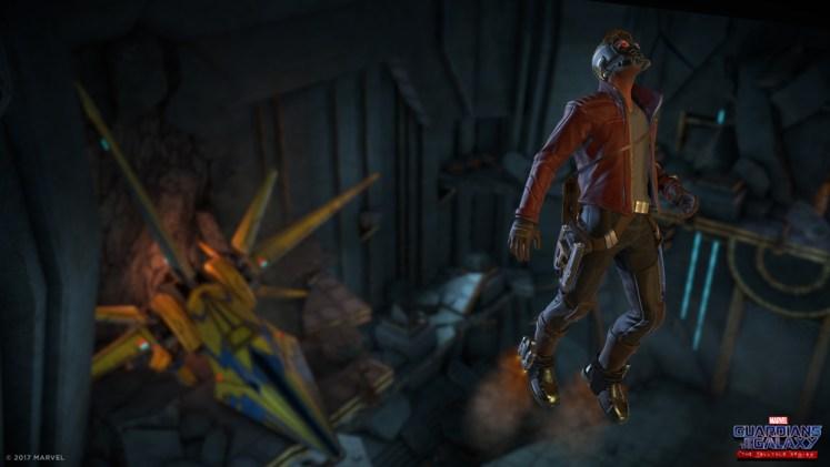 Telltale divulga as primeiras imagens do jogo dos Guardiões da Galáxia!