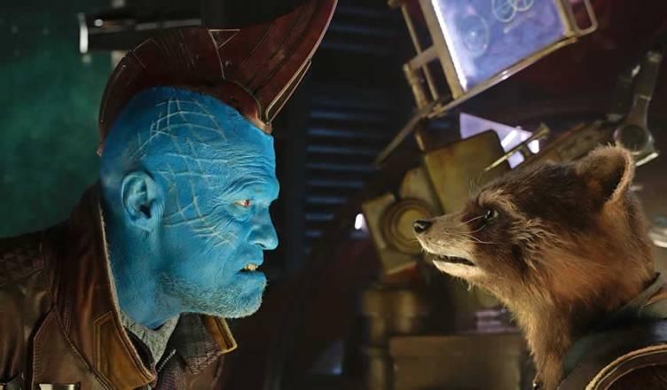 Rocket, Yondu e Ego aparecem em novas imagens de Guardiões da Galáxia Vol. 2