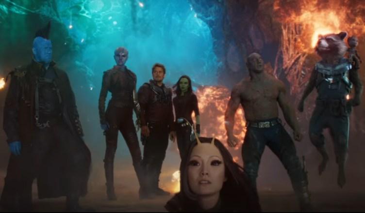 Divulgado o trailer final incrível de Guardiões da Galáxia Vol. 2