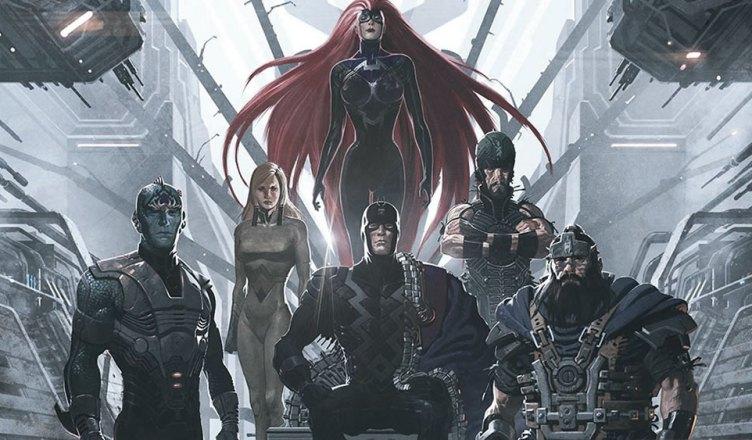 Marvel anuncia o elenco completo da série dos Inumanos!