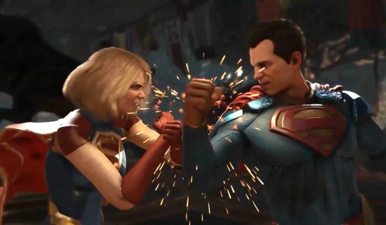 Supergirl é destaque no novo trailer do Injustice 2!