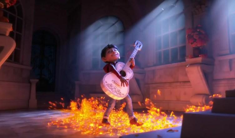 Divulgado o primeiro trailer de Viva – A Vida é uma Festa, nova animação da Pixar!