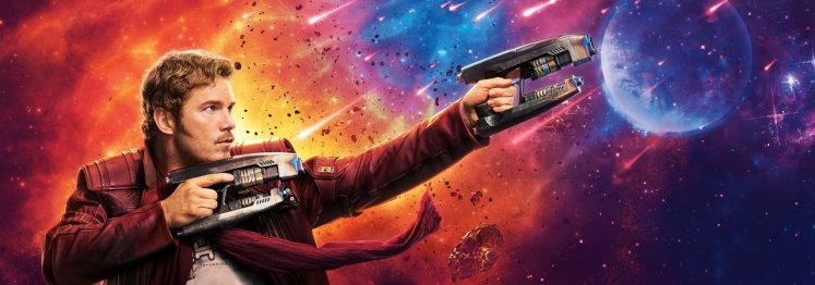 Confira novos banners incríveis de Guardiões da Galáxia Vol. 2