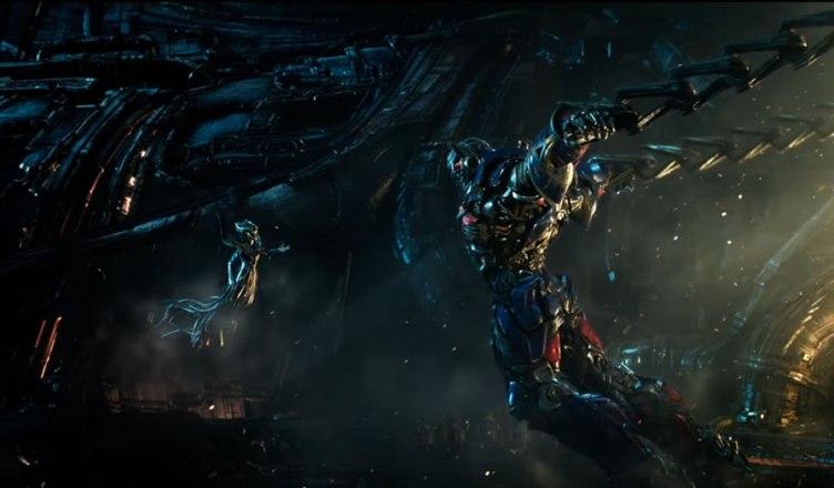 Confira o novo trailer de Transformers: O Último Cavaleiro!