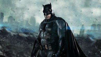 Zack Snyder divulga uma nova foto do Batman em Liga da Justiça!