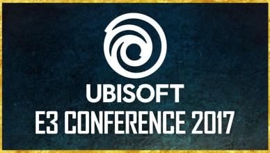 Confira a conferência da Ubisoft ao vivo na E3 2017!