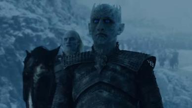 Novo teaser do sexto episódio de Game of Thrones mostra o Jon enfrentando os Outros!