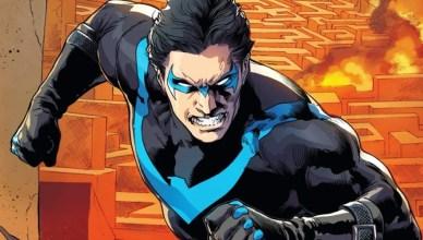 Revelado o ator que será o Asa Noturna na série de TV dos Titans!