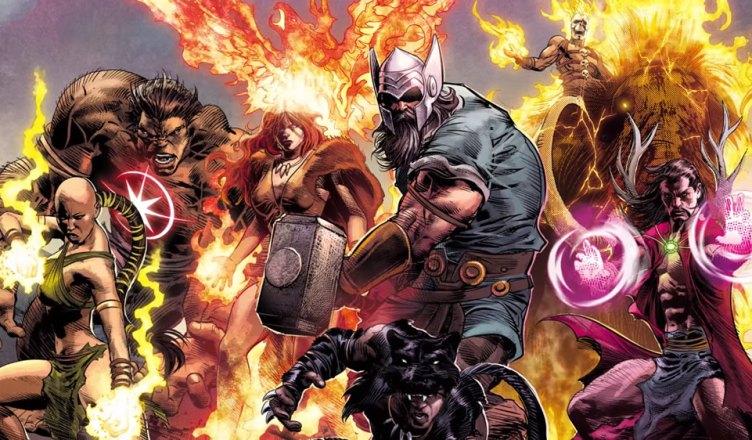 Trailer do Marvel Legacy mostra o retorno dos personagens clássicos!