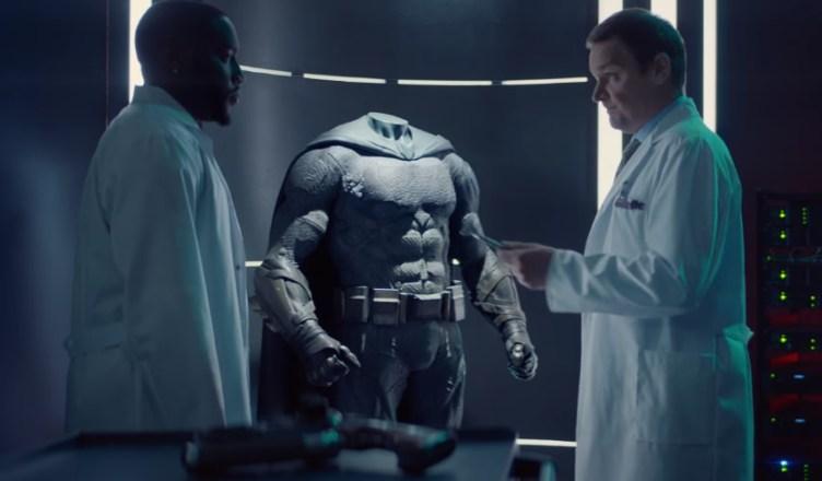 Gillette divulga um comercial que revela o visual dos soldados Atlantes em Liga da Justiça!