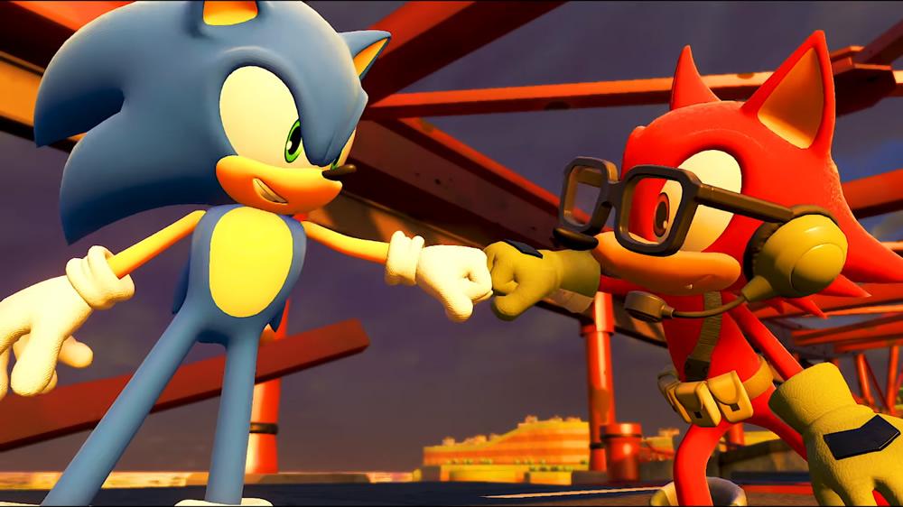 Sonic Forces ganha novo trailer de lançamento — SEGA