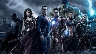 Elenco de Liga da Justiça comentam que adorariam participar de um crossover com a Marvel!