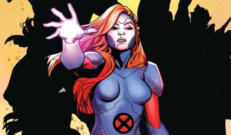 Marvel divulga os integrantes de X-Men: Red, equipe liderada pela Jean Grey!