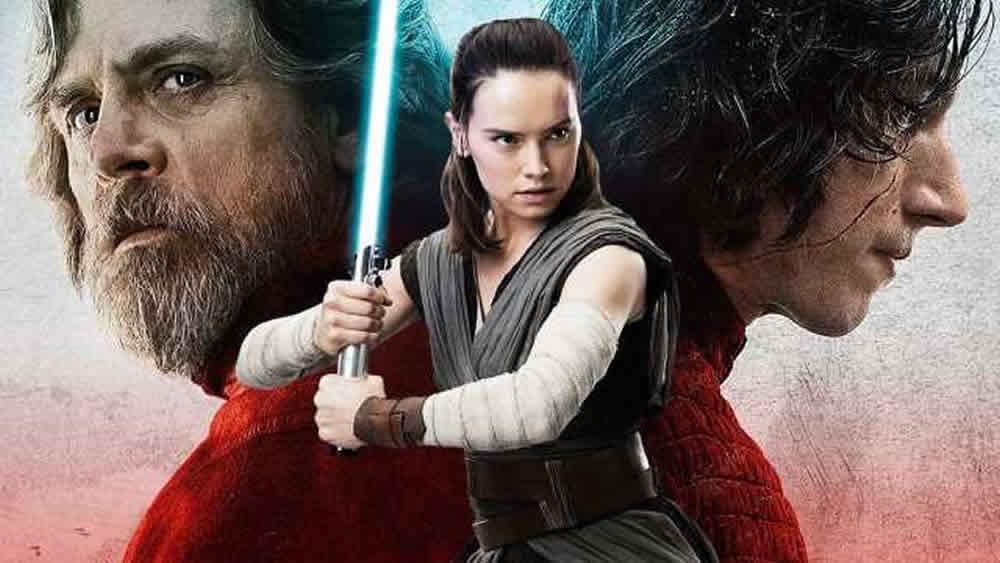 Os Últimos Jedi painel na CCXP 2017 emocionou a plateia — Star Wars