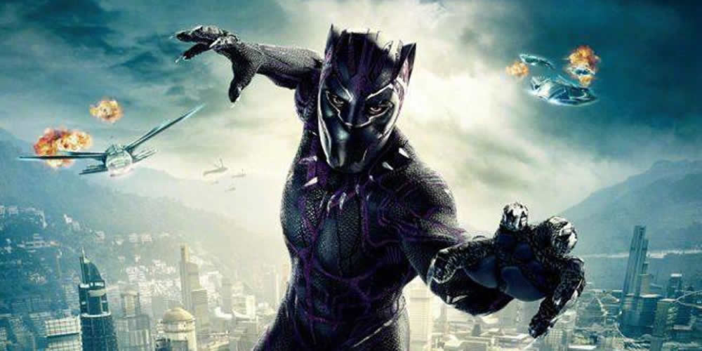 Pantera Negra: Novo Banner Promocional IMAX é Lançado!