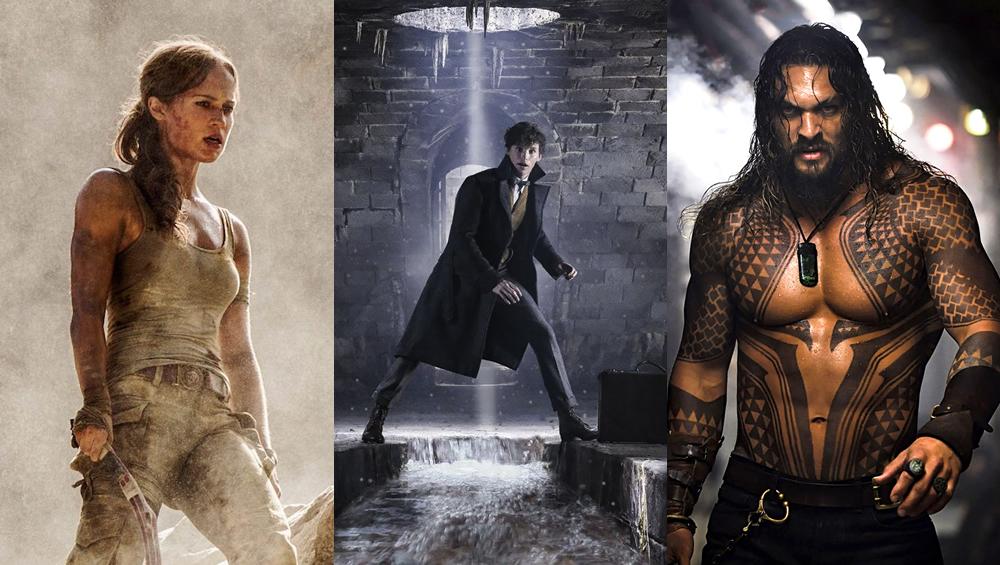 Warner Bros. divulga seu calendário de lançamentos para 2018!