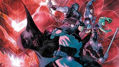 DC Comics divulga novas capas de No Justice, a nova minissérie da Liga da Justiça!