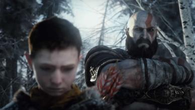 Divulgado um novo trailer de God of War e um vídeo de 15 minutos de gameplay!