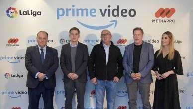 Amazon lança Six Dreams, série documental original sobre o campeonato espanhol!