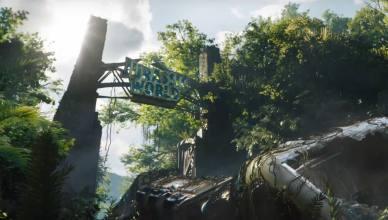 Novo pôster de Jurassic World: Reino Ameaçado avisa que o parque não existe mais!
