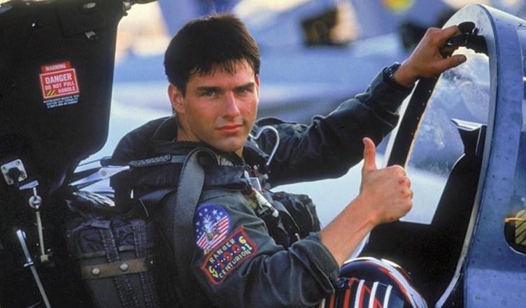 Tom Cruise divulga a primeira imagem de Top Gun 2!