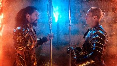 Mestre do Oceano, Rainha Atlanna e mais estão em novas fotos oficiais de Aquaman!