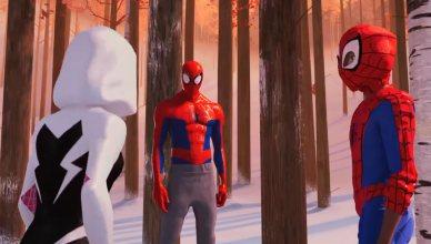Spider-Gwen aparece no novo trailer de Homem-Aranha no Aranhaverso, novo filme animado com o Miles Morales!