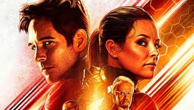 Revelado a duração oficial do filme Homem-Formiga e a Vespa!