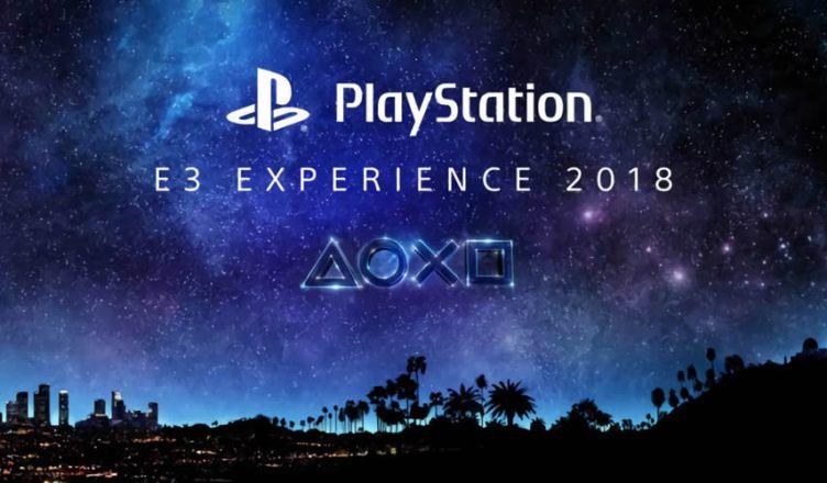 Confira a conferência da Sony ao vivo na E3 2018!