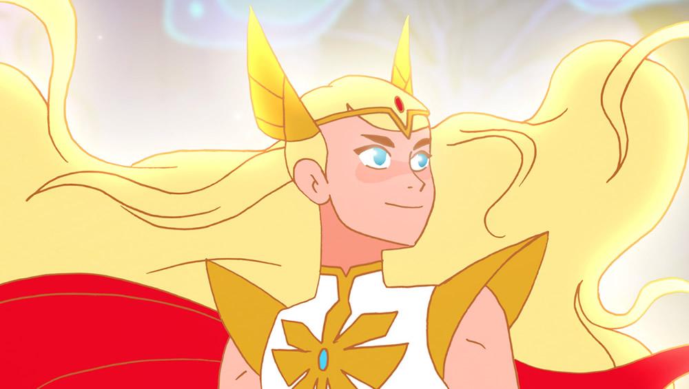 Divulgado novas imagens oficiais da nova animação de She-Ra: A Princesa do Poder!