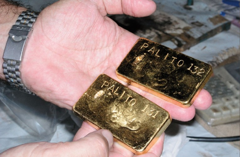 Mining in Brazil's 'Garden of Gold'