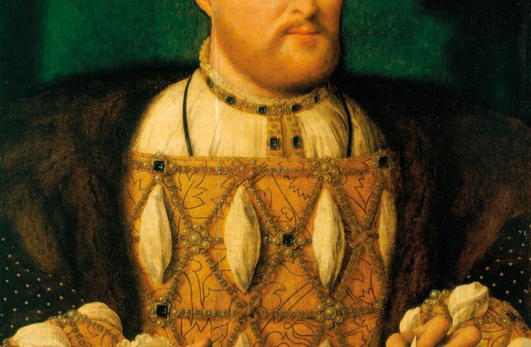 Henry VIII's lost ruby: The 'Regale' of France