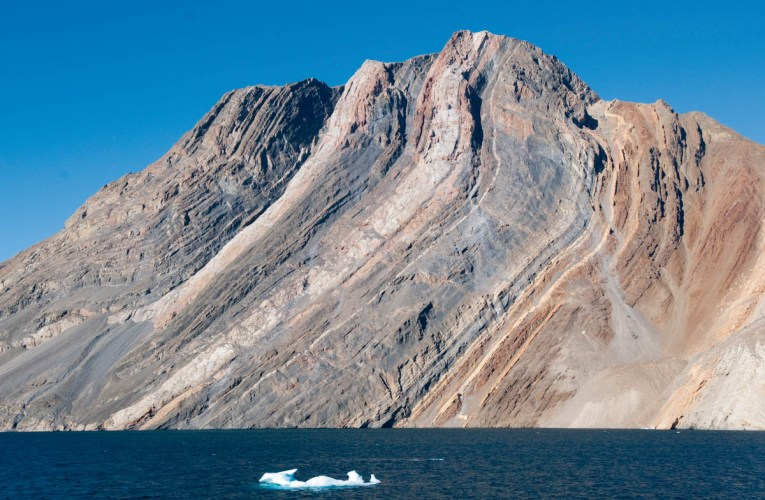 Geology of East Greenland